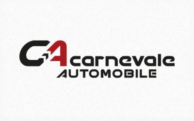 Studio progettazione Logo Carnevale Automobile
