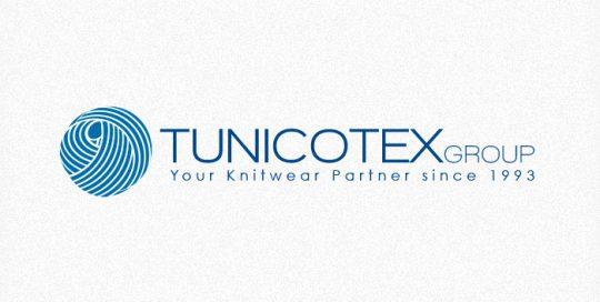 Studio progettazione Logo Tunicotex Group