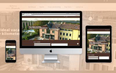 Sito Web responsive Agriturismo BB Mambrotta