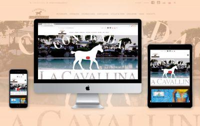 Sito Web responsive Contrada La Cavallina
