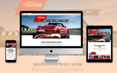 Sito Web responsive Eletuning