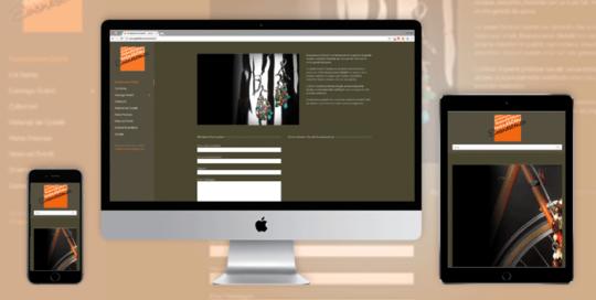 Sito Web responsive Evanescece Gioielli