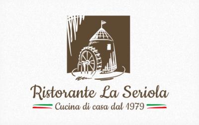 Studio progettazione Logo Ristorante La Seriola